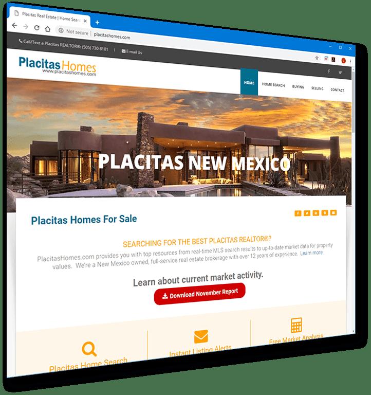 PlacitasHomes.com